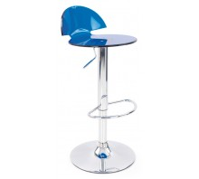 Translucent Adjustable Barstool 1020BS