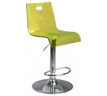 Translucent Adjustable Barstool 1059BS