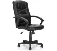 Darwin High Back Leather Effect Executive Armchair