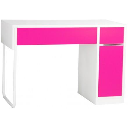 Single Pedestal Computer Desk - Spectrum