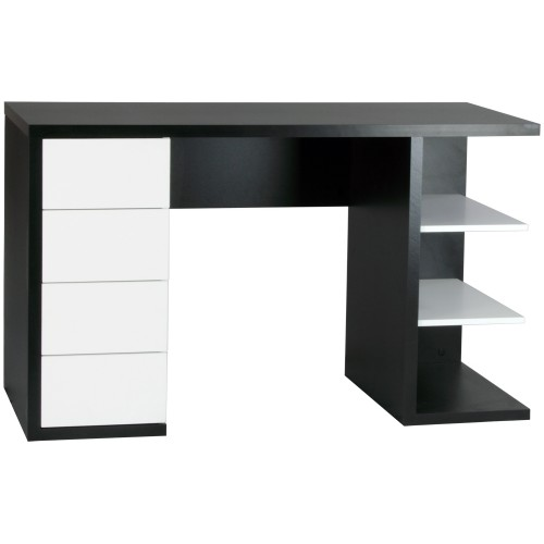 Single Pedestal Computer Desk - Hobart