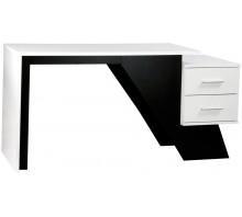 Single Pedestal Computer Desk - Aaron