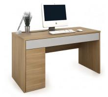 Single Pedestal Computer Desk - Colorado