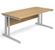Aspire Straight Cantilever Desk