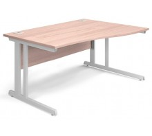 Aspire Wave Cantilever Desk