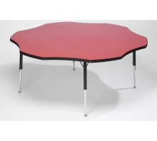 Tuf-Top Height Adjustable Flower Table