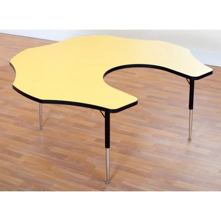 Tuf-Top Height Adjustable Teacher Flower Table