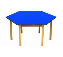 Eco-Tech1 Hexagonal Table