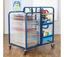 Tuf™ Art Trolley