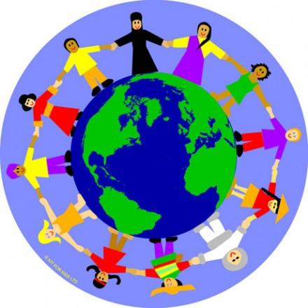 Primary World Multi-Cultural Carpet