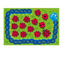 Back to Nature™ Chloe Caterpillar Numeracy & Literacy Carpet