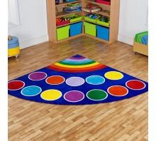 Rainbow™ Corner Placement Carpet