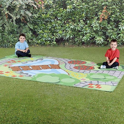Back to Nature™ Garden Outdoor Mat