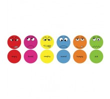 English Emotions™ Cushions Pack 2