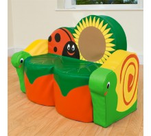 Back to Nature Snail Sofa