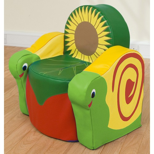 Back to Nature Snail Armchair
