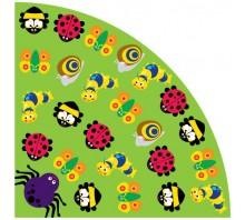 Back to Nature™ Large Corner Bugs Carpet