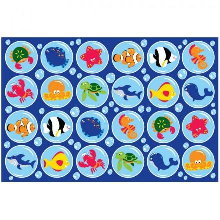 Under the Sea™ Rectangular Placement Carpet