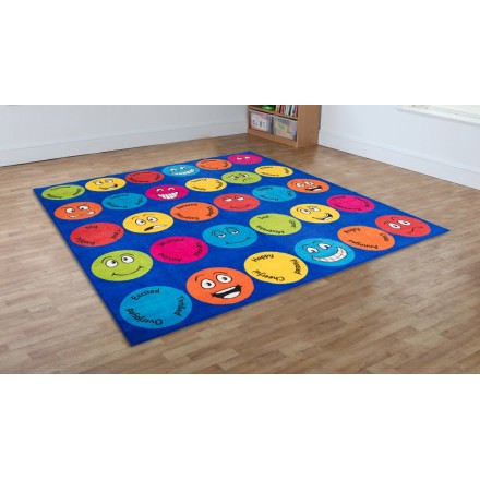 Emotions™ Interactive Square Placement Carpet