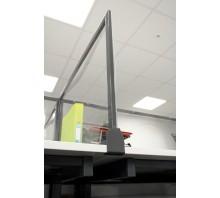 Acrylic Screen Desk Divider Set
