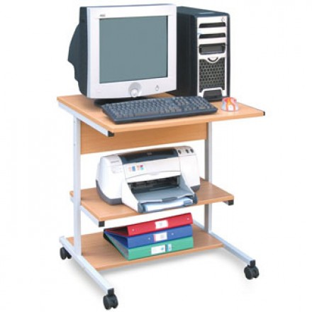 Mobile Computer Trolley CF7038