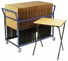 Exam Desk & Trolley Bundle
