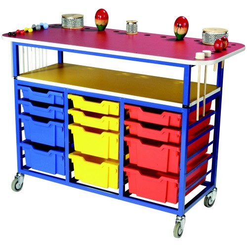 Musical Instrument Trolley 6002