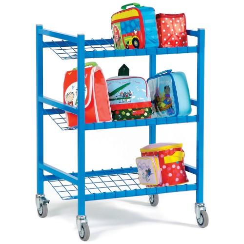 Small Lunchbox Trolley