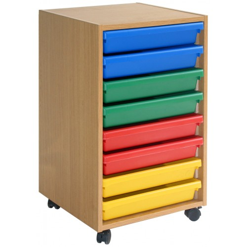 8 A3 Art Tray Storage Unit