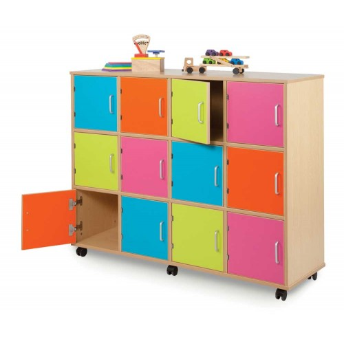Mobile Storage Cupboard