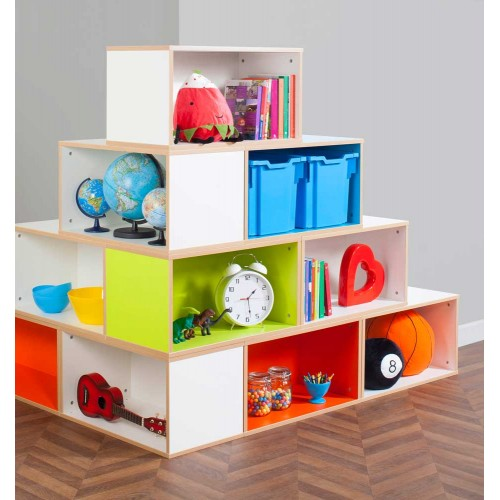 Stackable Storage Units