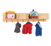 4 Compartnent Cloakroom Top