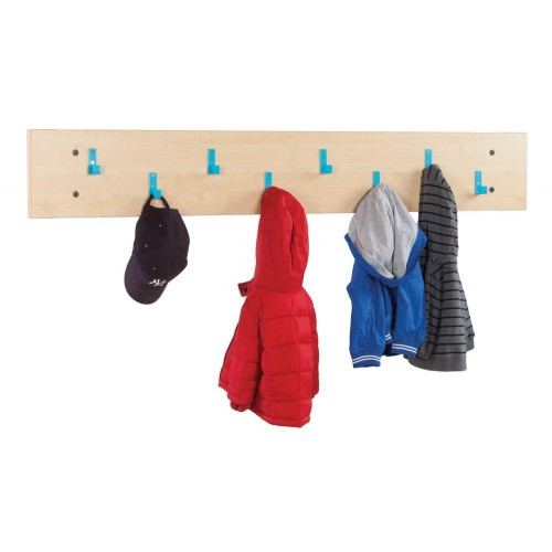 8 Hook Cloakroom Top
