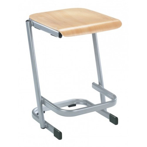 Alpha® Stactek Science Lab Stool