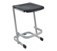 Alpha® Stactek Poly Lab Stool