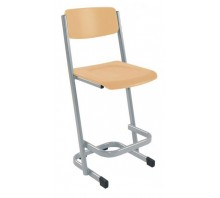 Alpha® Stactek Poly Laboratory Chair