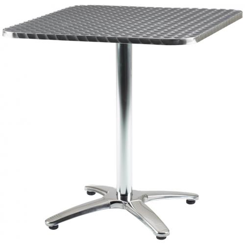 Rio Square Pedestal Table