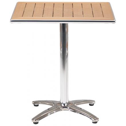 Paulo Square Pedestal Table
