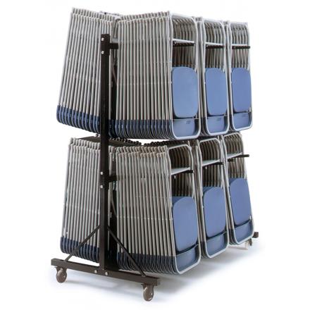 3 Row High Hanging Storage Trolley