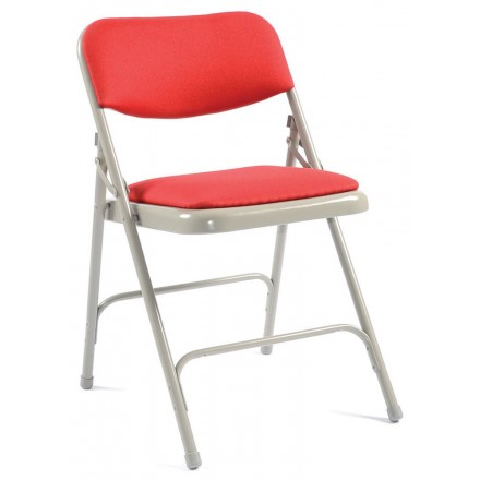2700 Fully Upholstered Folding Chair (set of 4)