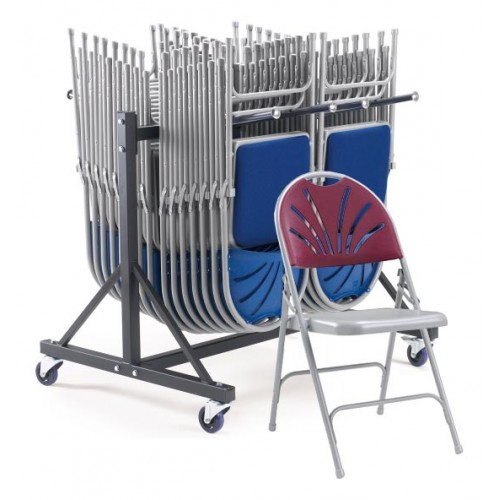 2600 Folding Chair & Transport Trolley Bundle Deal