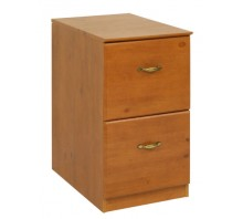 French Gardens 2 Drawer Filing Cabinet