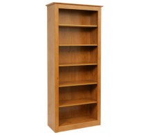 French Gardens 6 Shelf Bookcase