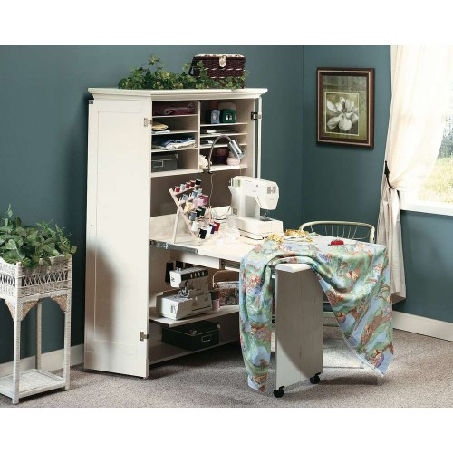 Hideaway Office / Craft Station