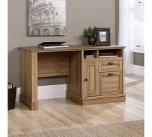 Scribed Oak Storage Desk