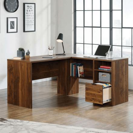 Hampstead Park L-Shaped Desk