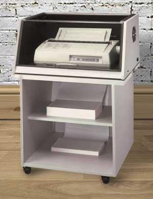 Acoustic Printer Hoods