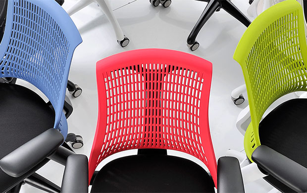 Dura Mesh Back Office Chairs